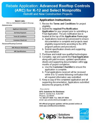 ARC Application